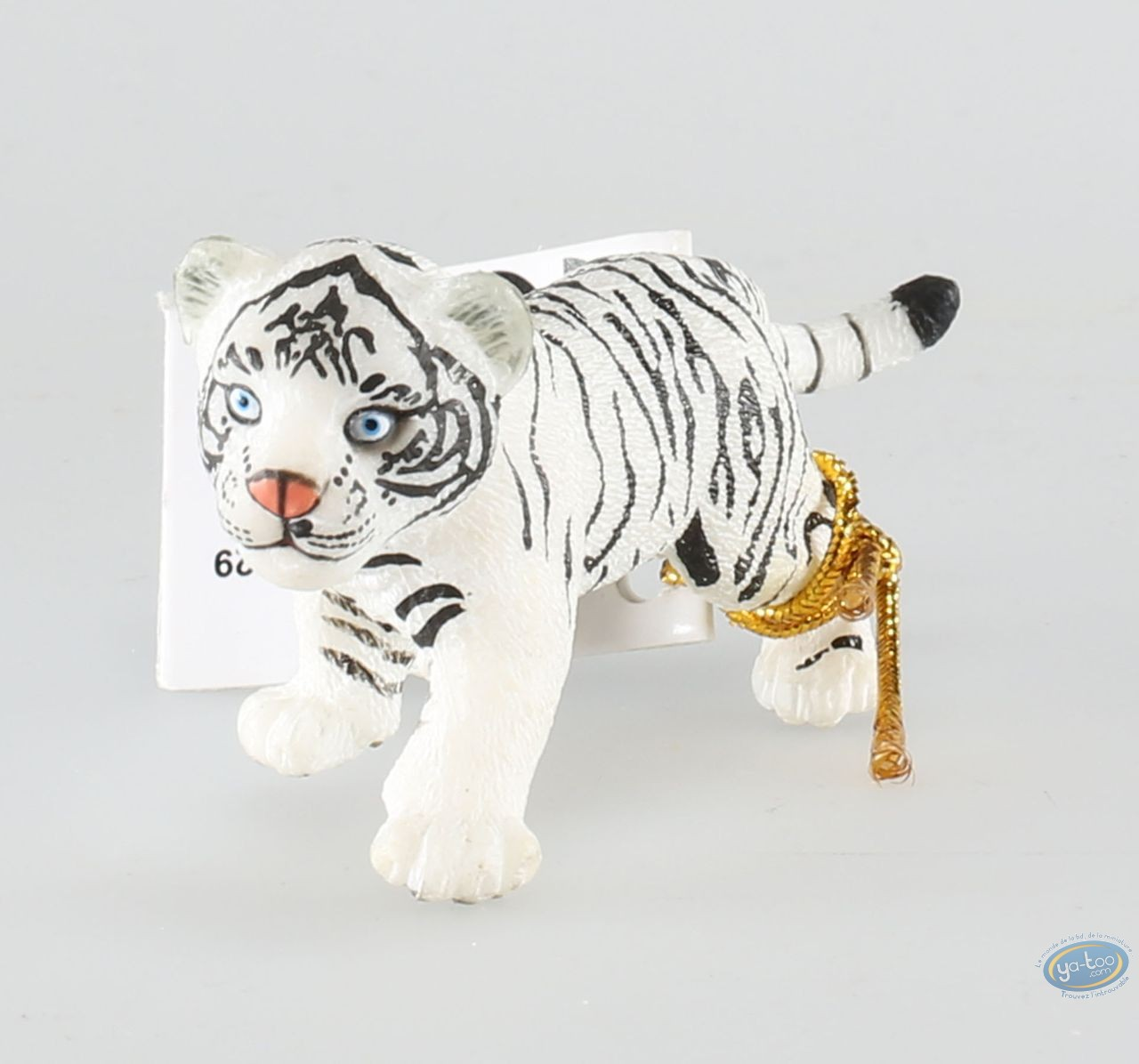 Plastic Figurine, Animaux : White tiger cub