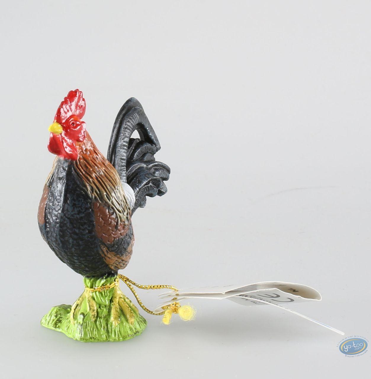 Plastic Figurine, Animaux : Cock