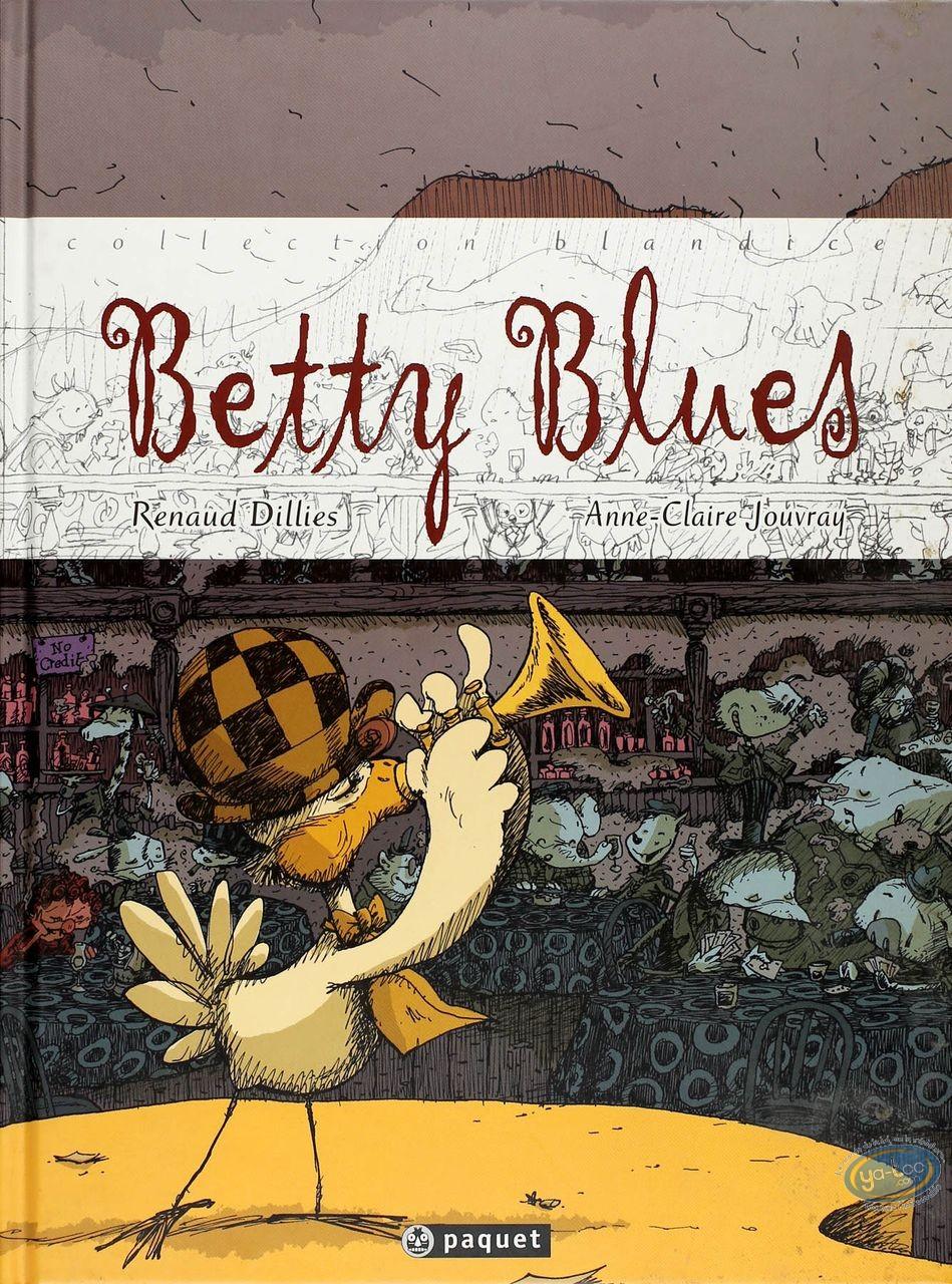 Listed European Comic Books, Betty Blues : Betty Blues