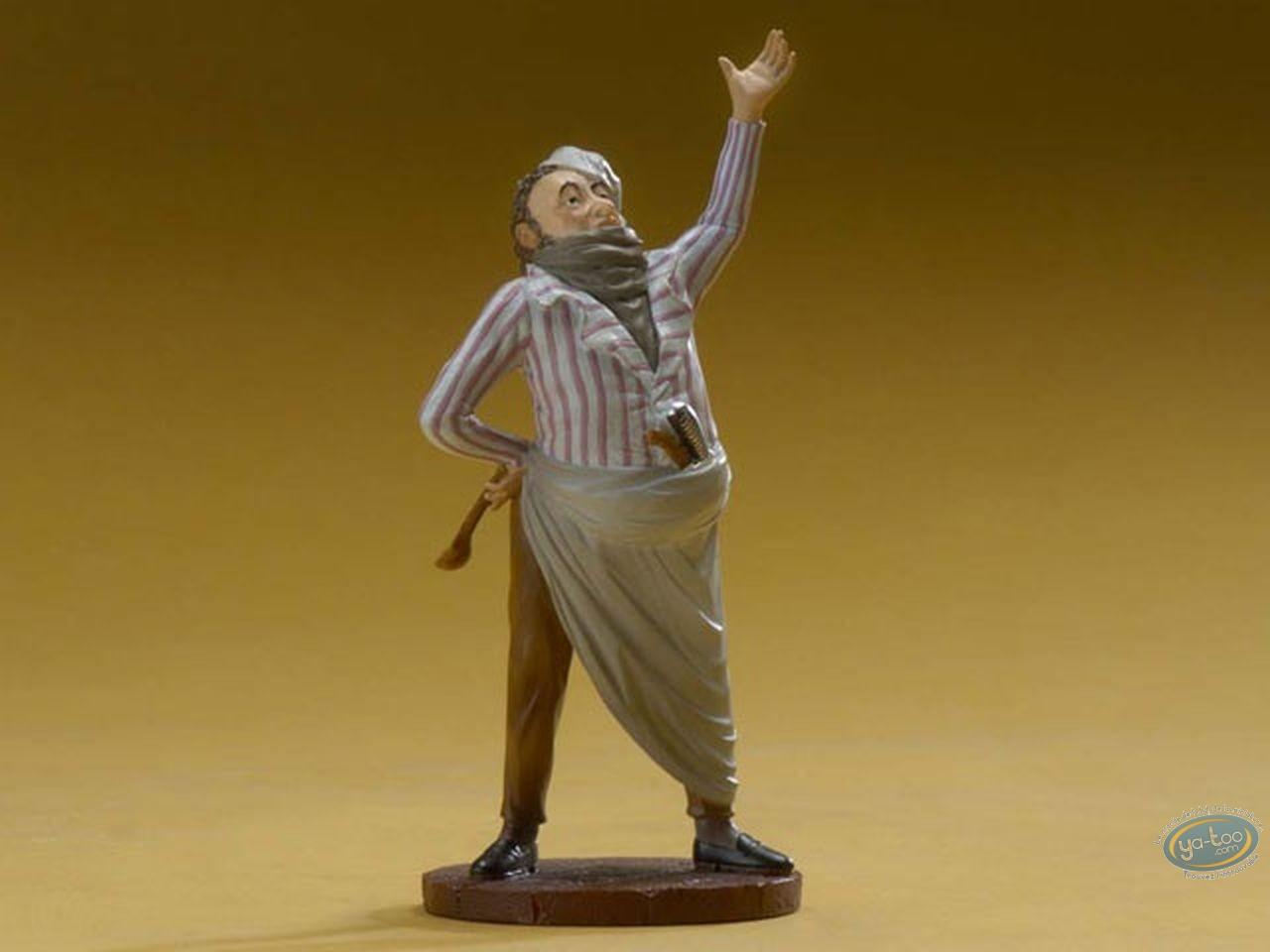 Resin Statuette, Tableaux en 3D : Proprietor