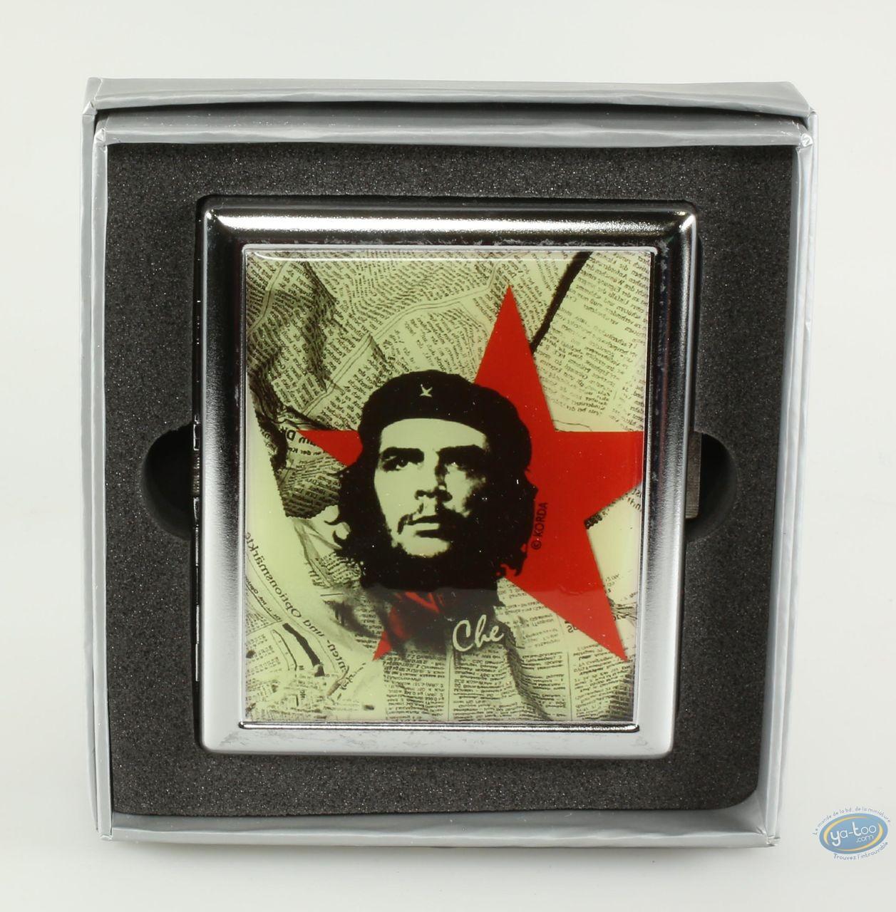 Box, Che Guevara : Cigarette box, Journal El Che