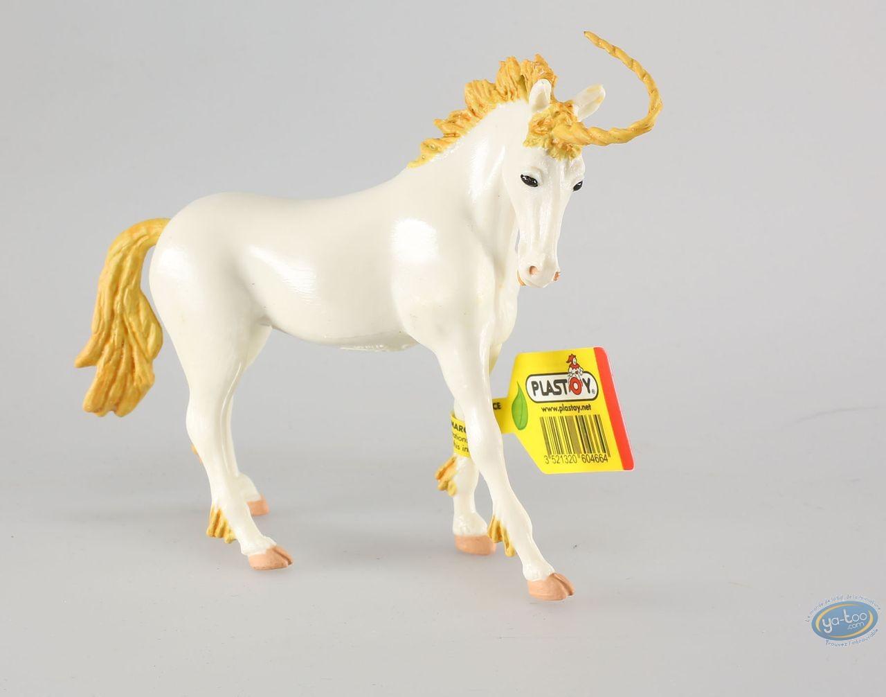Plastic Figurine, Il Etait une Fois : The unicorn