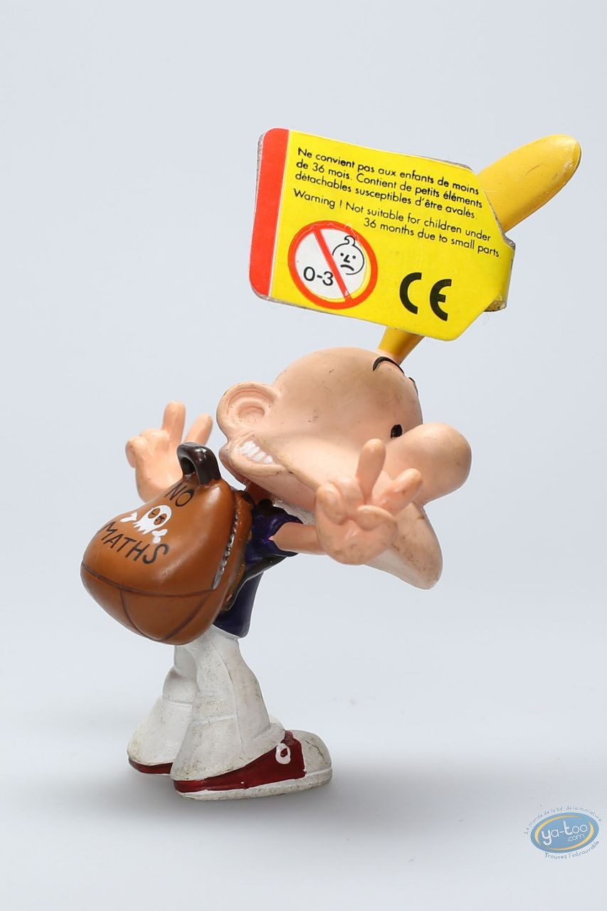 Plastic Figurine, Titeuf : Titeuf No Maths