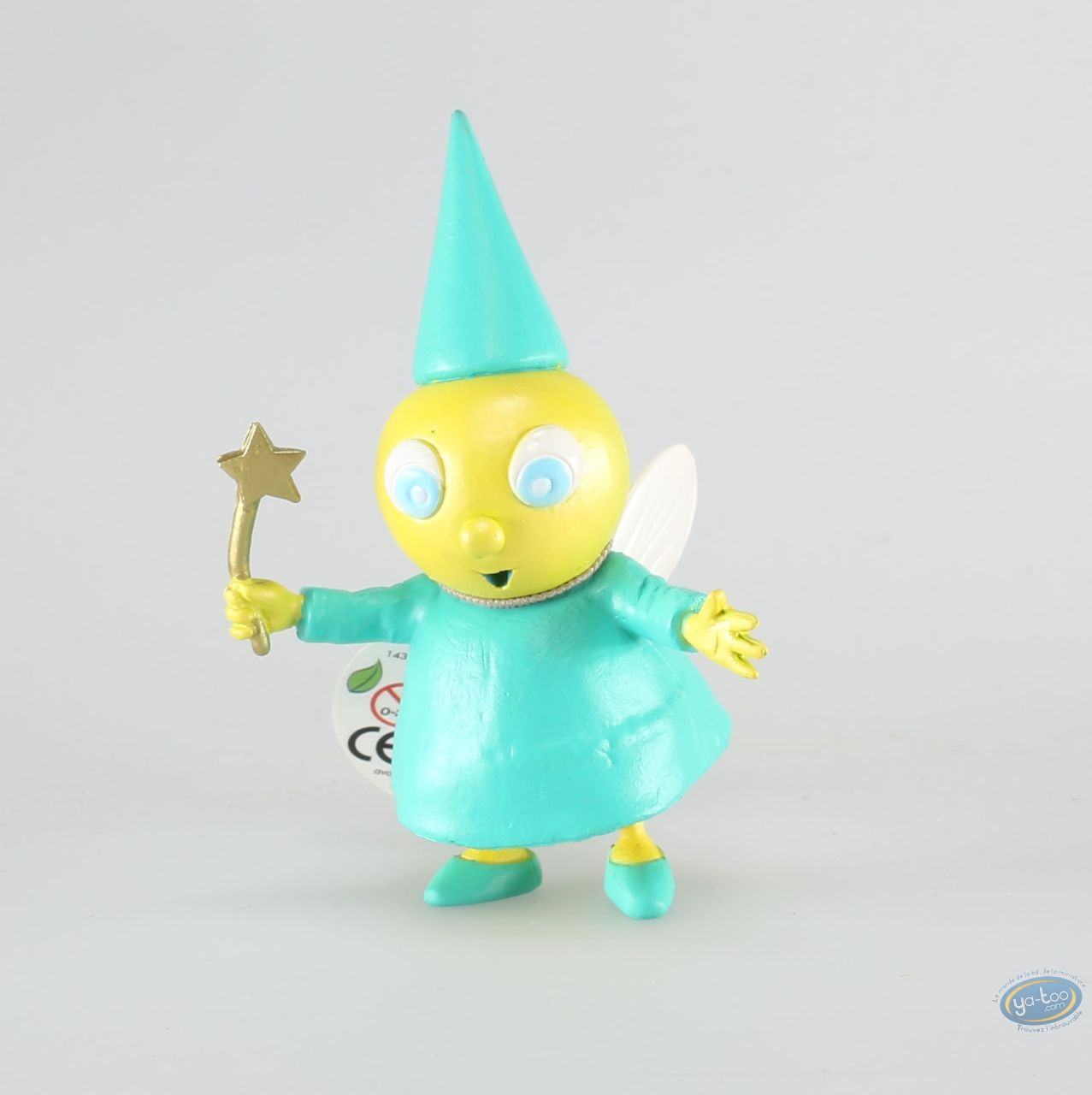 Plastic Figurine, Drôles de Petites Bêtes : Carole la luciole