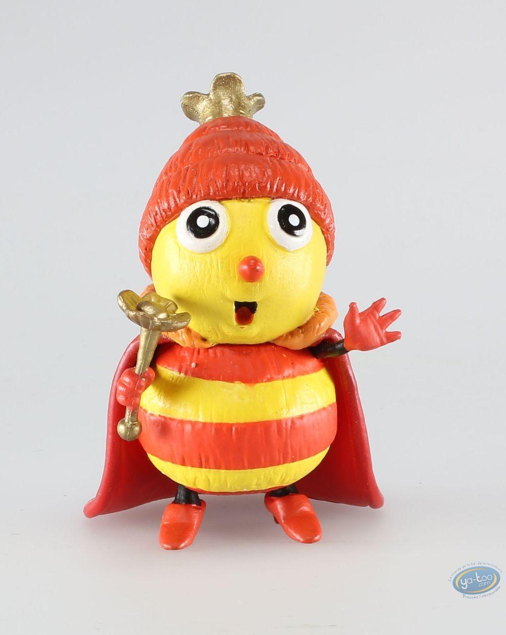 Plastic Figurine, Drôles de Petites Bêtes : La reine des abeilles