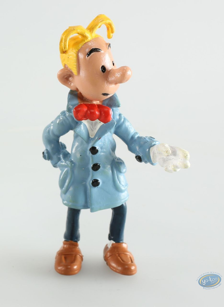 Plastic Figurine, Spirou and Fantasio : Fantasio