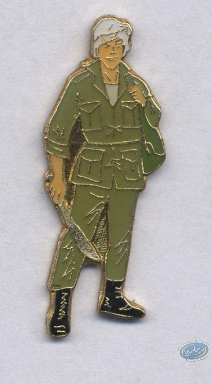 Pin's, Bernard Prince : Pin's, Aidans, Bernard Prince
