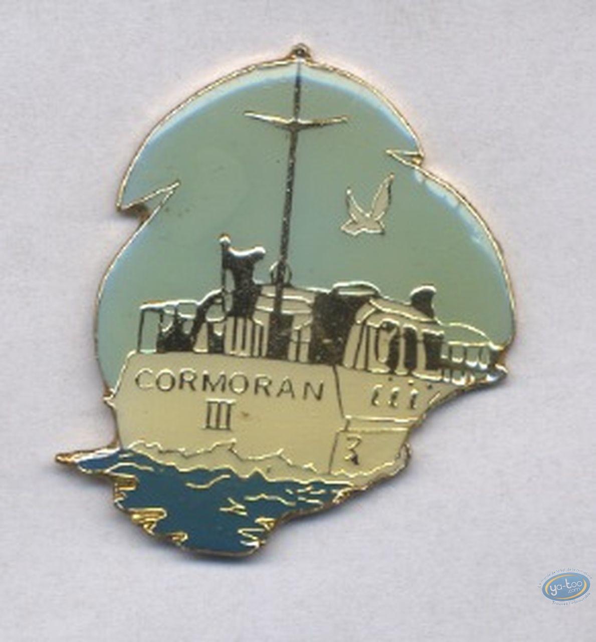 Pin's, Bernard Prince : Pin's, Cormoran III