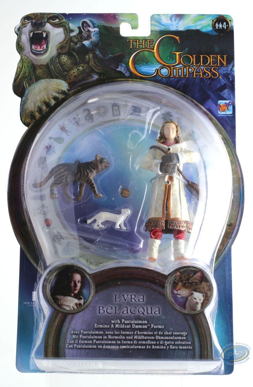 Action Figure, Golden Compass (The) : Lyra Belacqua
