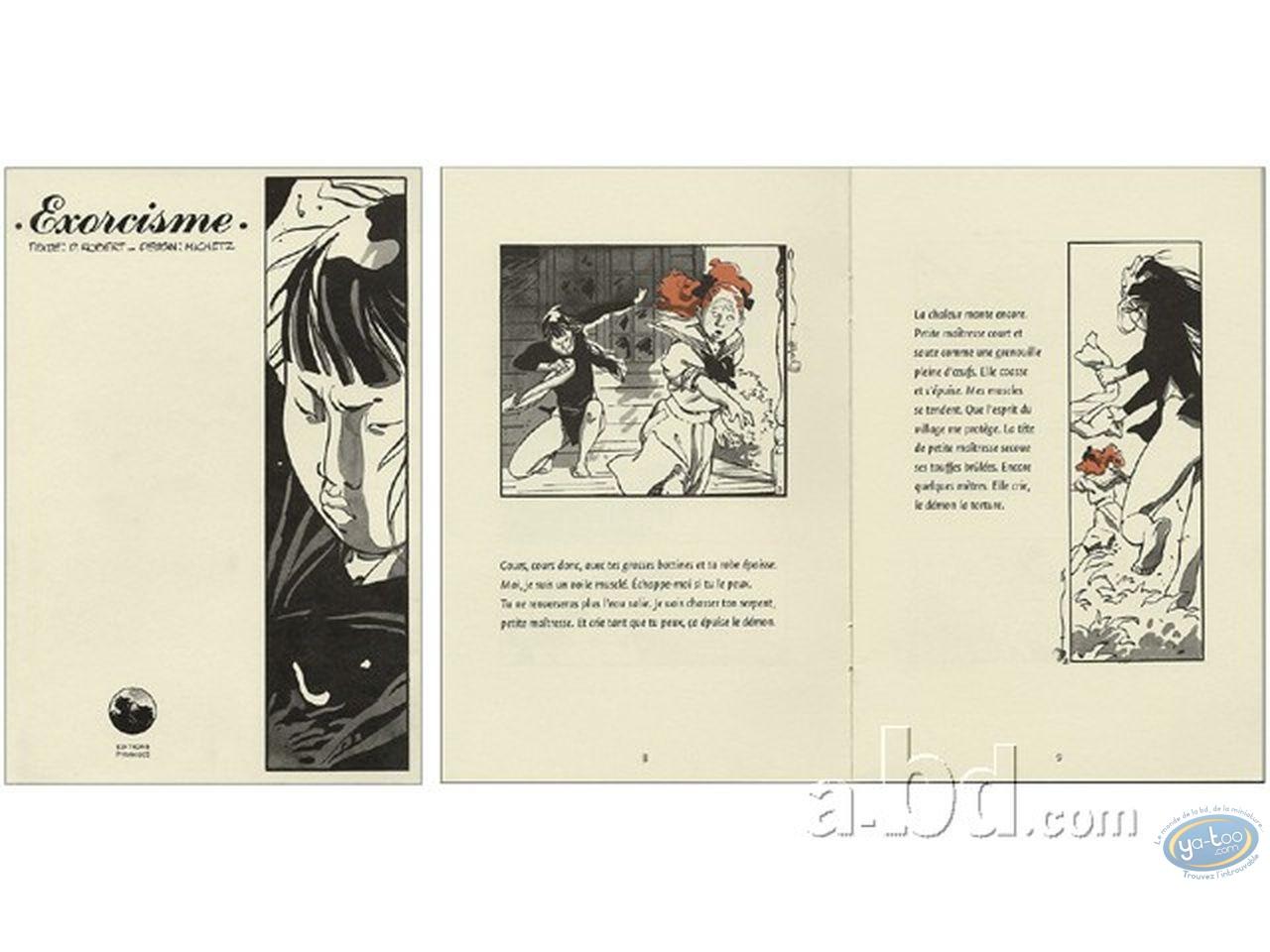 Deluxe Edition, Kogaratsu : Michetz, Exorcisme