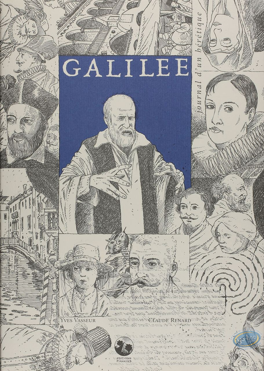 Limited First Edition, Galilée : Galileo + Ex-libris Suite et Madrigal