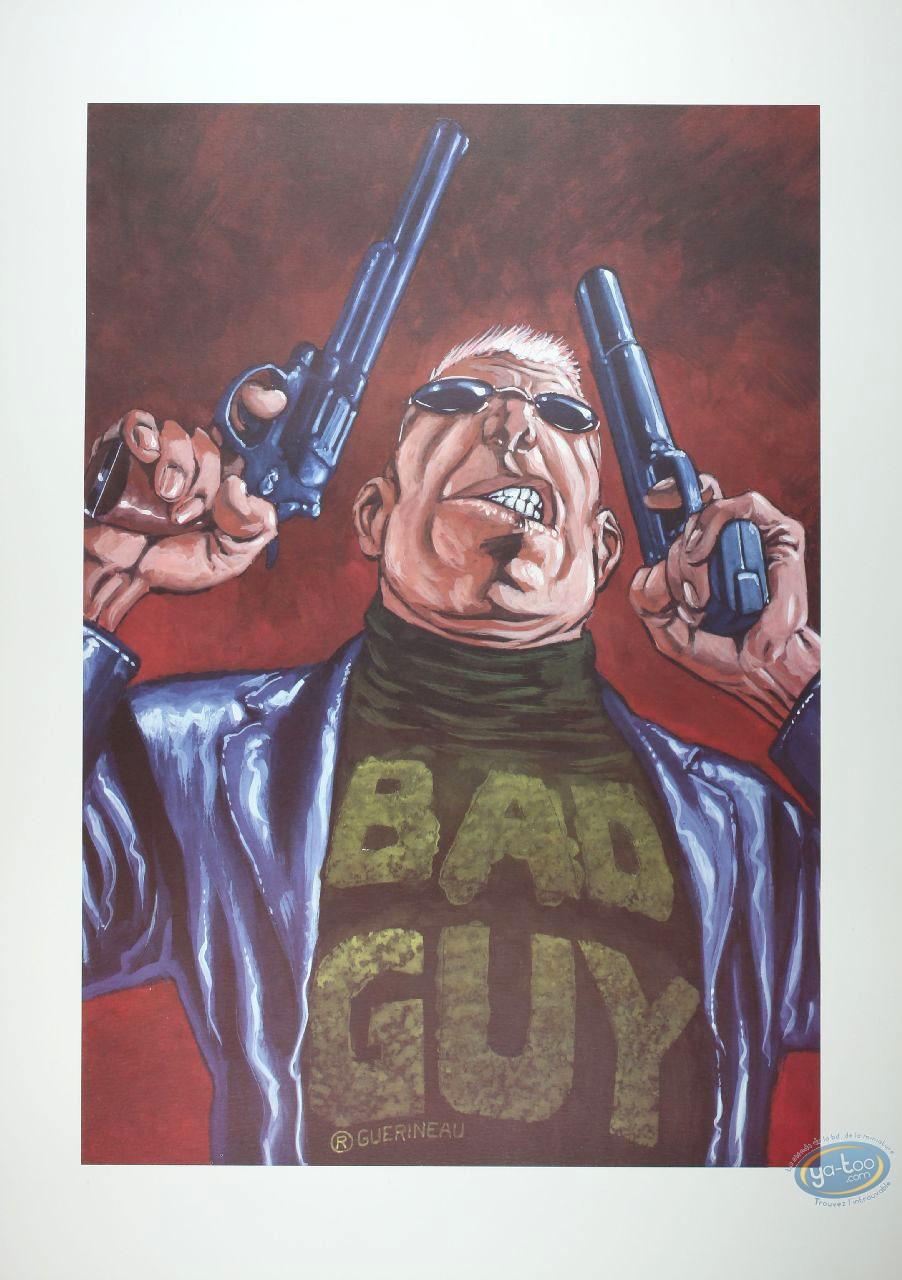 Offset Print, Chant des Stryges (Le) : Bad guy