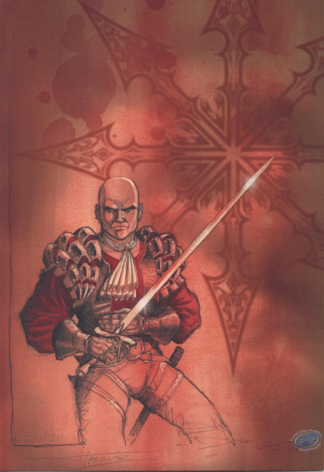 Bookplate Offset, Loi du Chaos (la) : Warrior