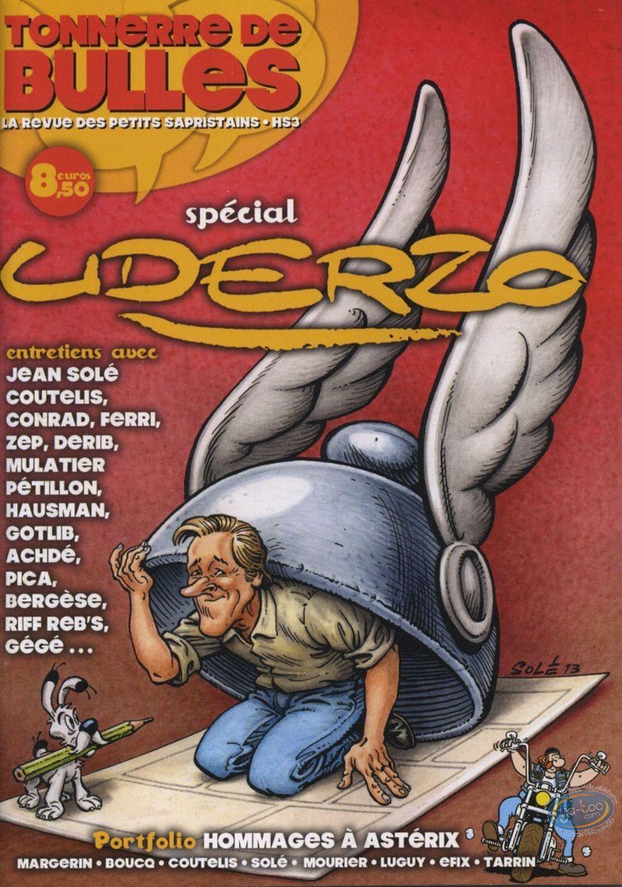 Monography, Tonnerre de Bulles : Special Uderzo