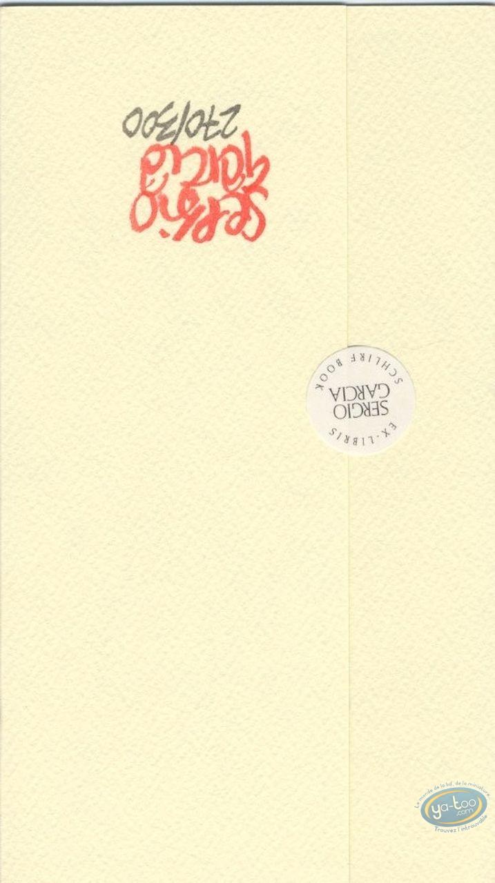 Bookplate Offset, Géographie Martienne : Strip