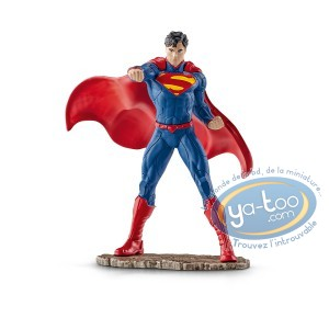 PVC Statuette, Superman : Superman in the fight