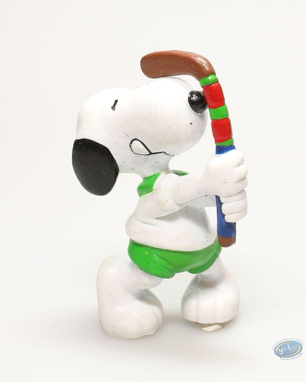 Plastic Figurine, Snoopy : Snoopy butt