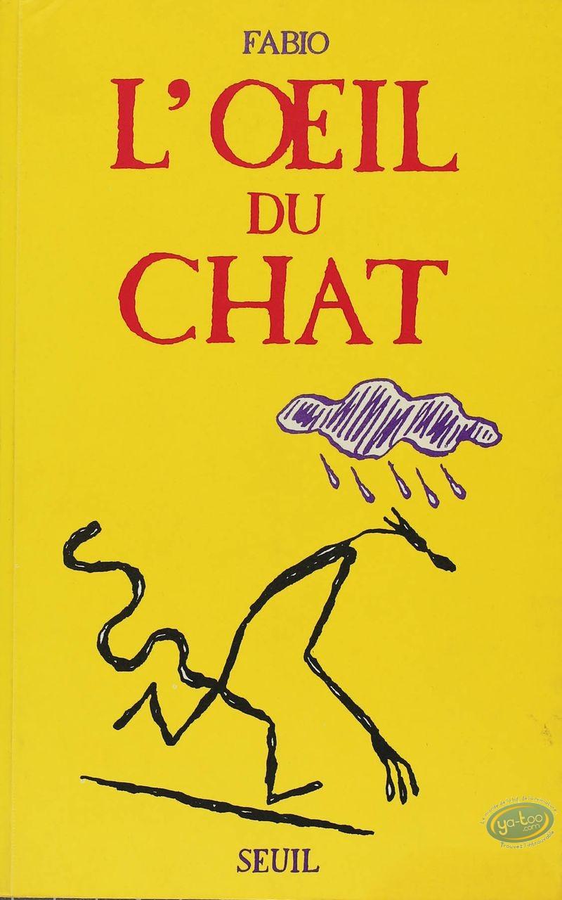 Listed European Comic Books, Oeil du Chat (L') : L'Oeil du Chat