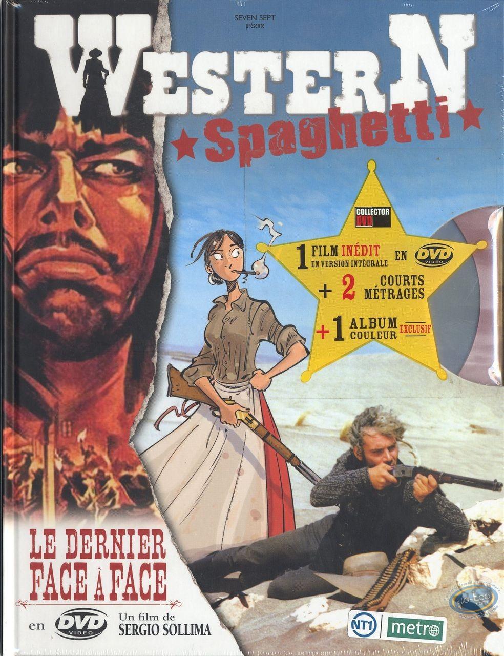 Reduced price European comic books, Western Spaghetti : Western Spaghetti