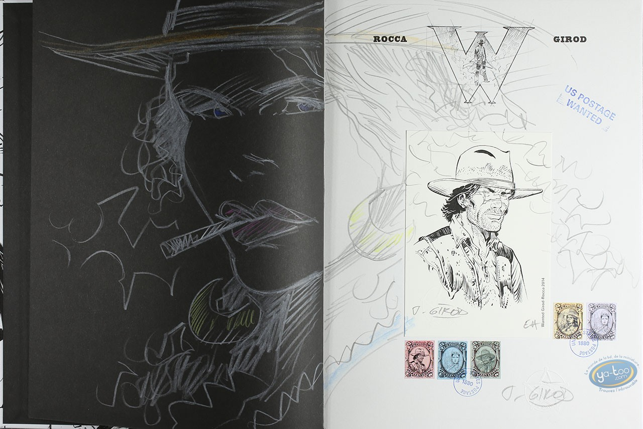 Deluxe Edition, Wanted : Andale Rosita (Autograph 6)