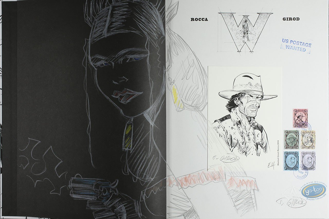 Deluxe Edition, Wanted : Andale Rosita (Autograph 4)