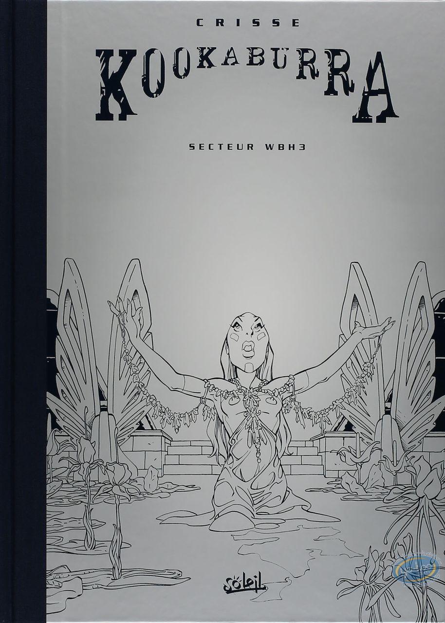 Limited First Edition, Kookaburra : Secteur WBH3
