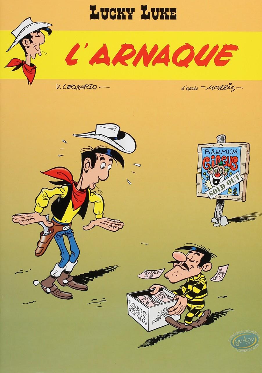 European Comic Books, Lucky Luke : L'arnaque