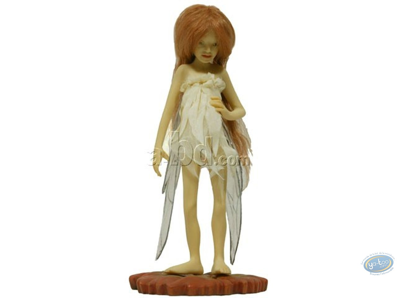 Resin Statuette, World of Froud : Faery of the Twilight
