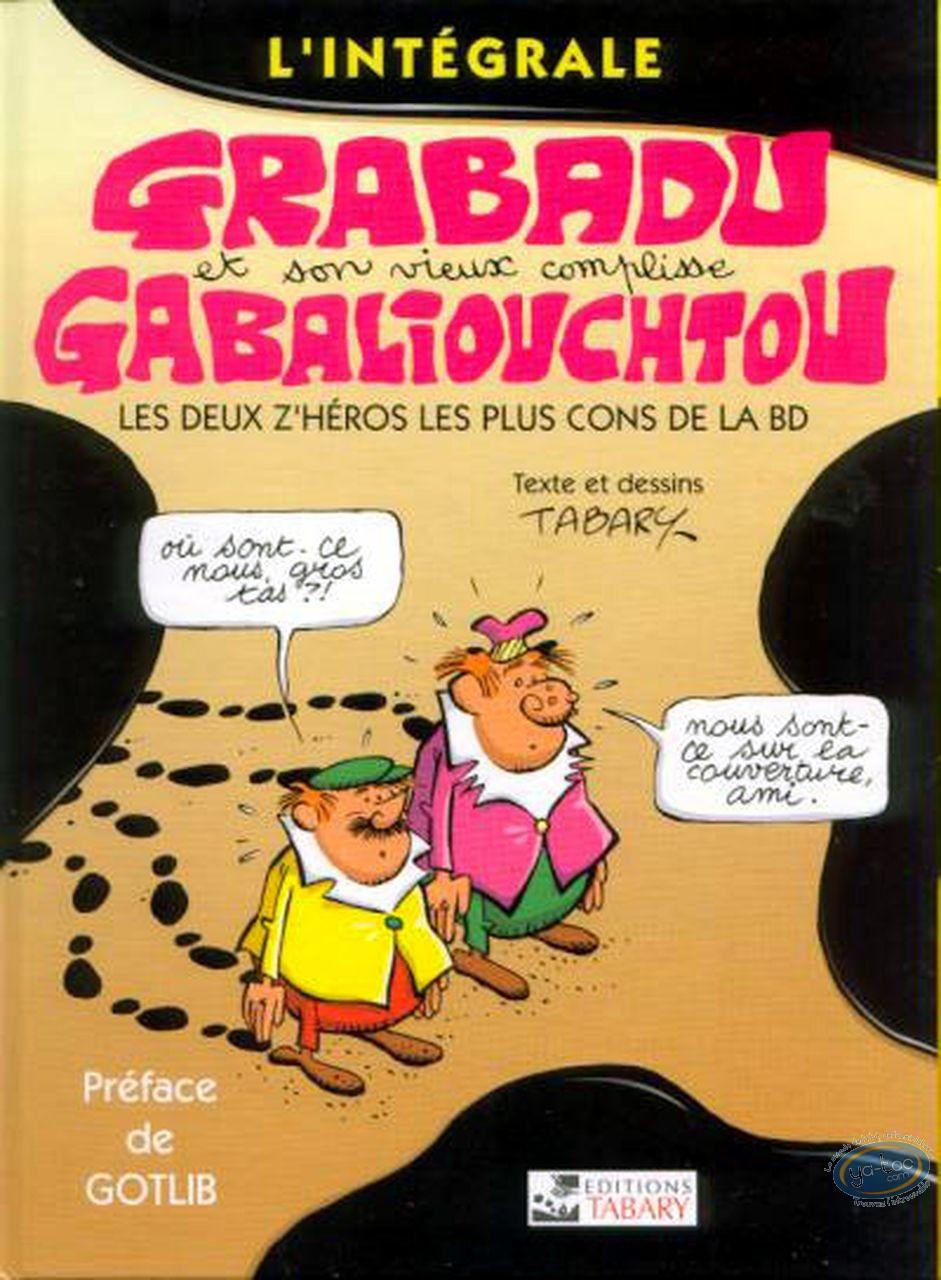 Reduced price European comic books, Grabadu et Gabaliouchton : Intégrale Grabadu et Gabaliouchton