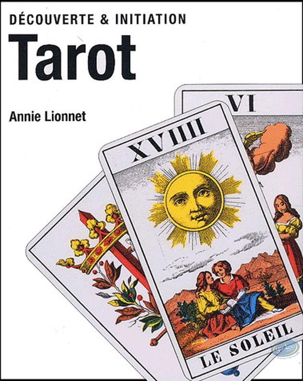 Book, Tarot