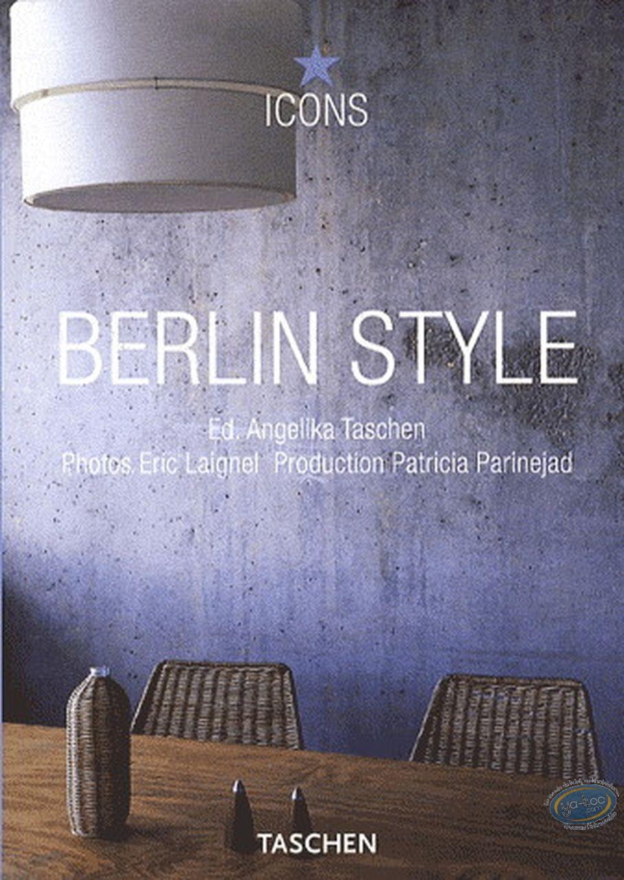 Book, Berlin Style - Scenes, Interiors, Details