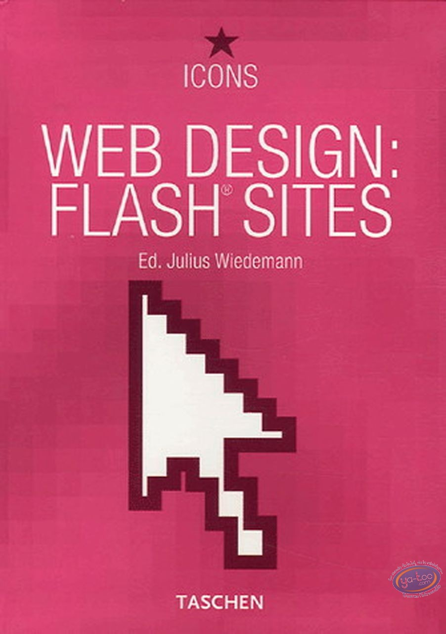 Book, Flash Sites