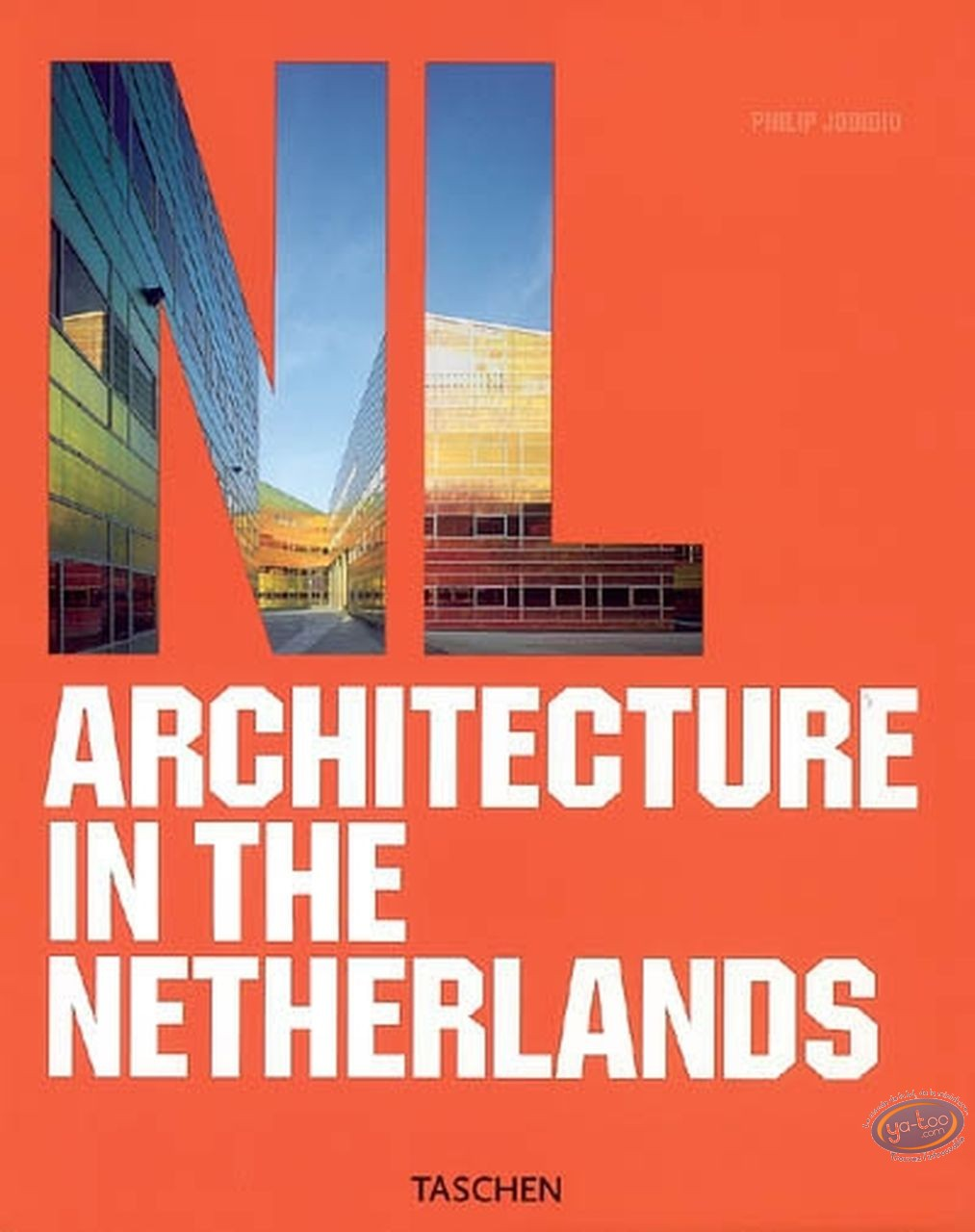 Book, Architecture in the Netherlands