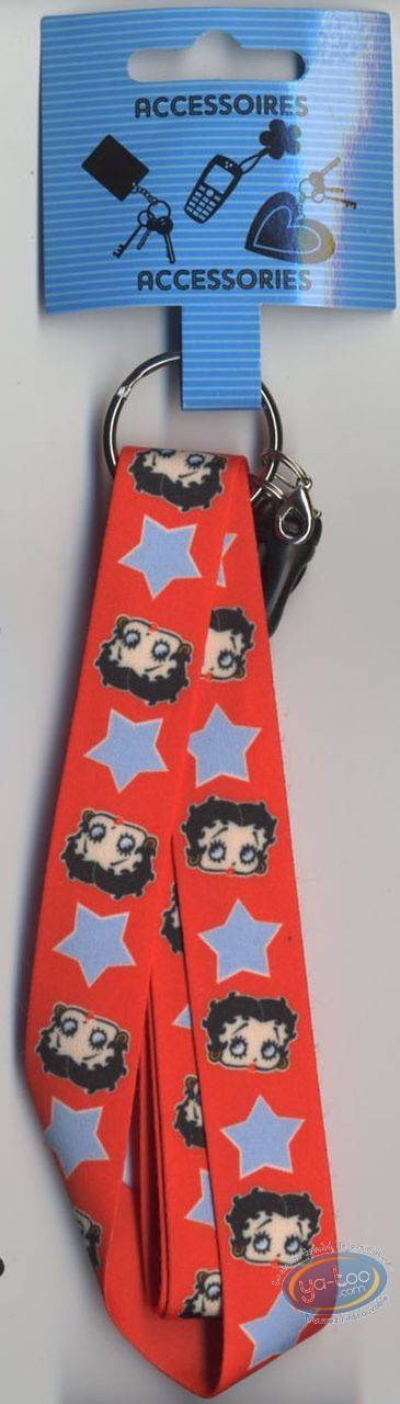 Mobile Accessory, Betty Boop : GSM strap : Betty Boop