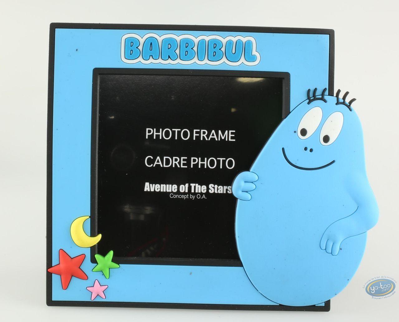 Photo Frame, Barbapapa : Photo frame blue, Barbibul