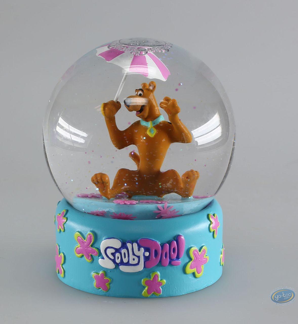 Deco, Scooby-Doo : Small snow globe Scoobydoo