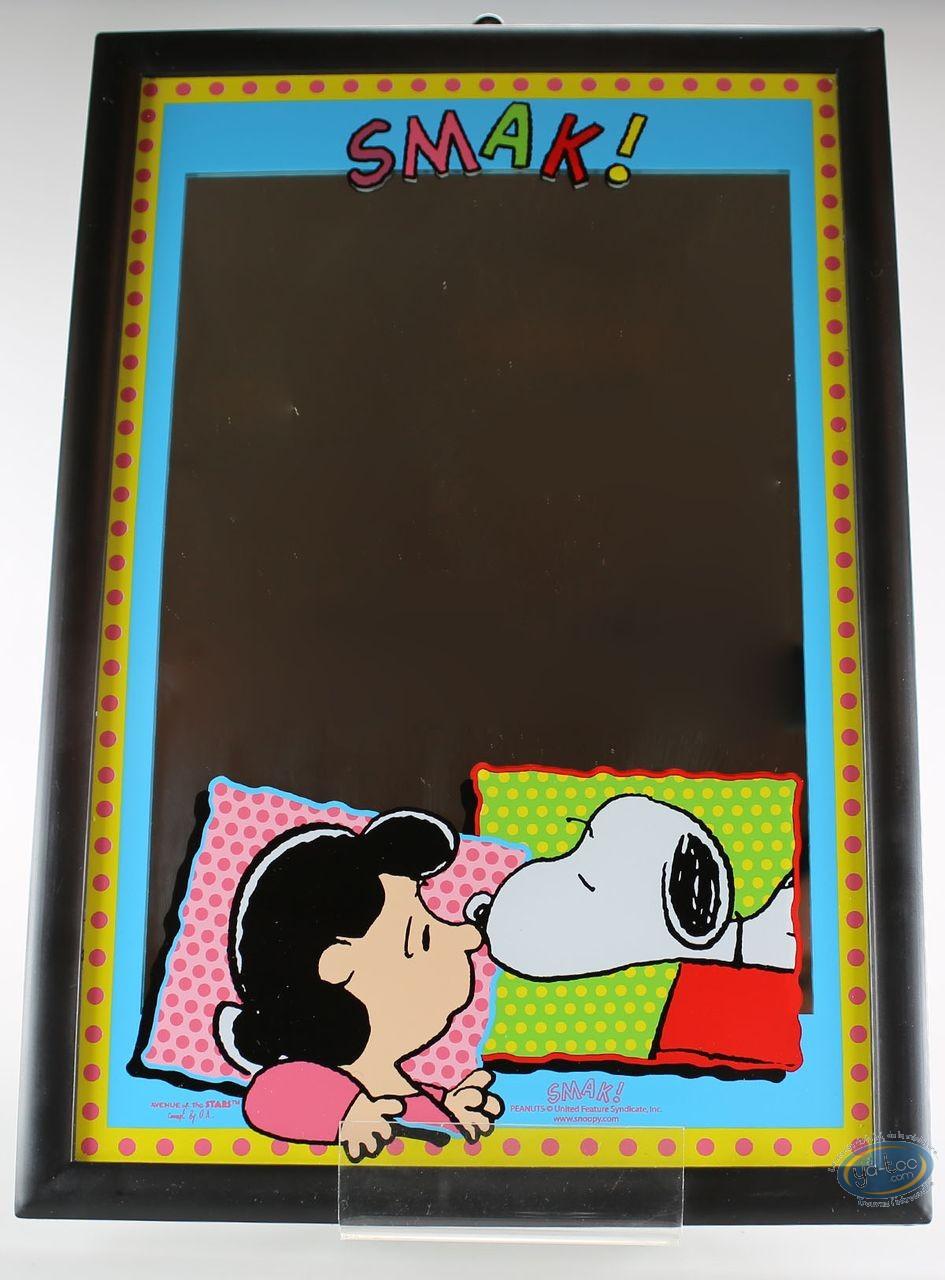 Deco, Snoopy : Mirror, Snoopy: Smak!