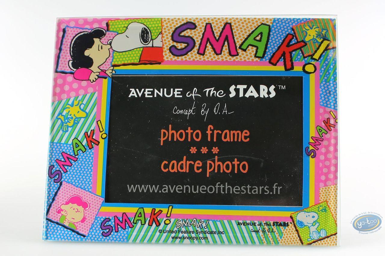 Photo Frame, Snoopy : PhotoFrame, Snoopy: Smak!