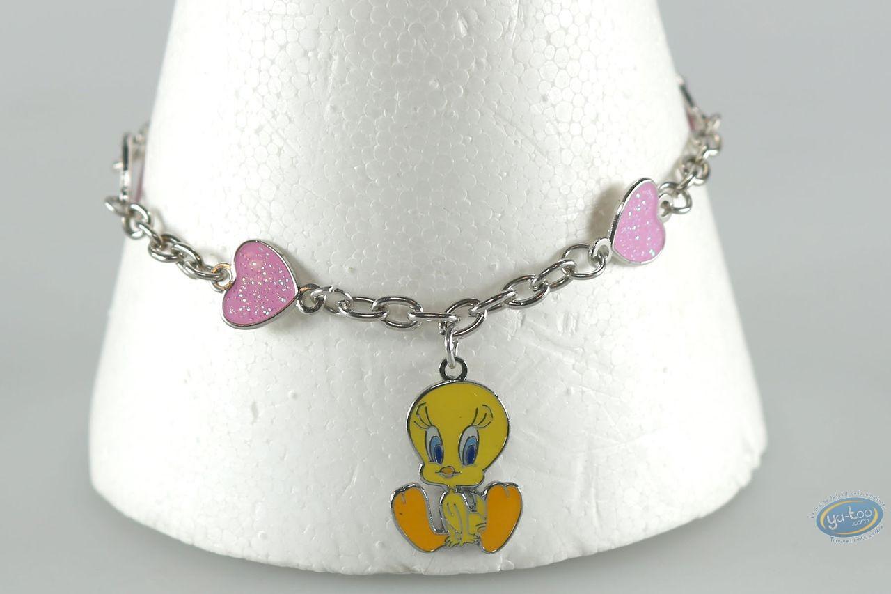 Costume jewelry, Titi : Jewelry, Tweety: Tweety Bracelet for me