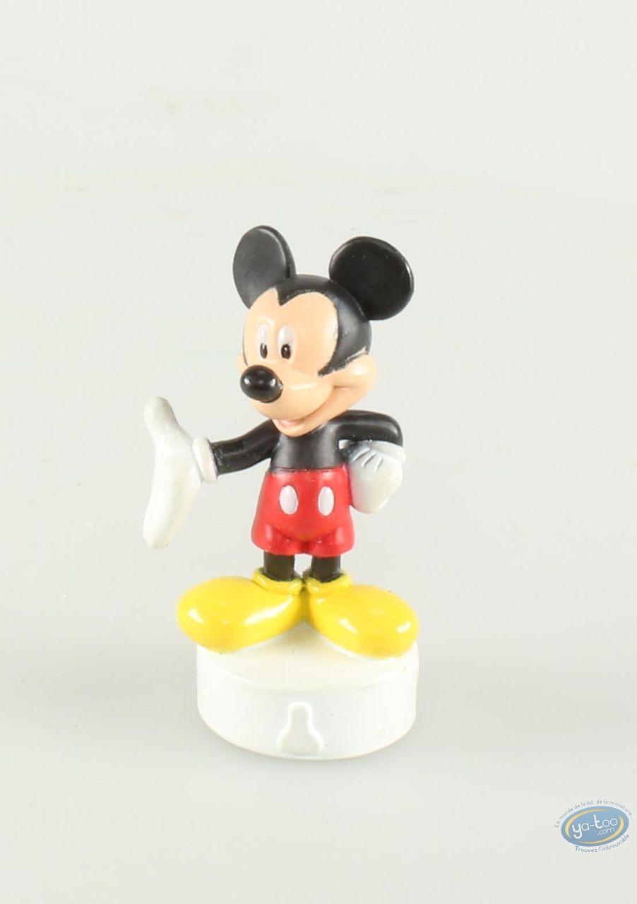 Plastic Figurine, Disney : Mickey, pawn of Set Play of failure Disney