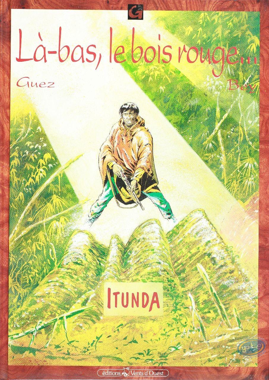 Used European Comic Books, Itunda : Là-bas, le bois rouge