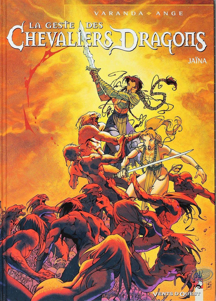 Listed European Comic Books, Geste des Chevaliers Dragons (La) : Jaïna