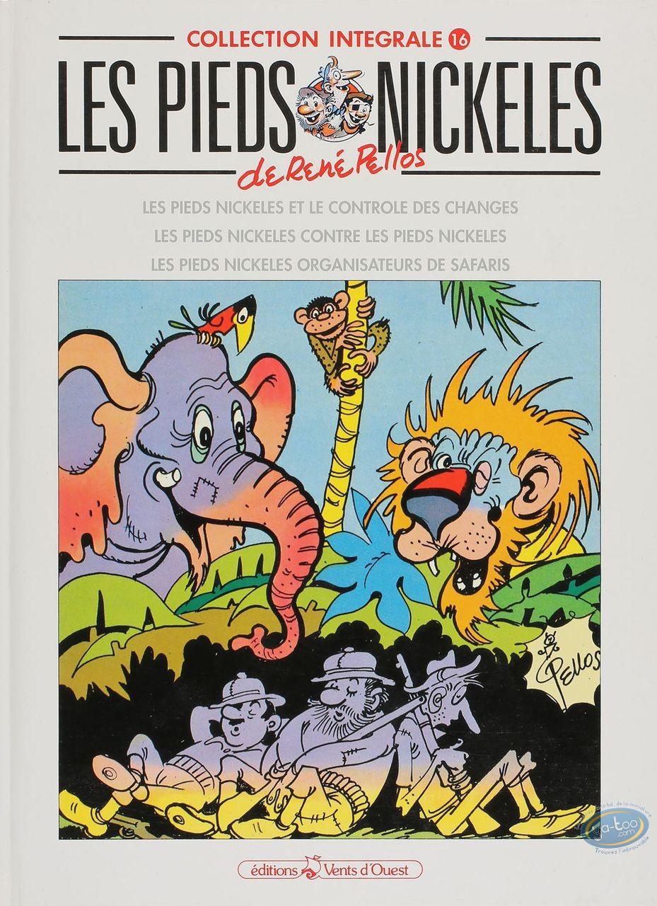 Listed European Comic Books, Pieds Nickelés (Les) : Les Pieds Nickelés, collection intégrale