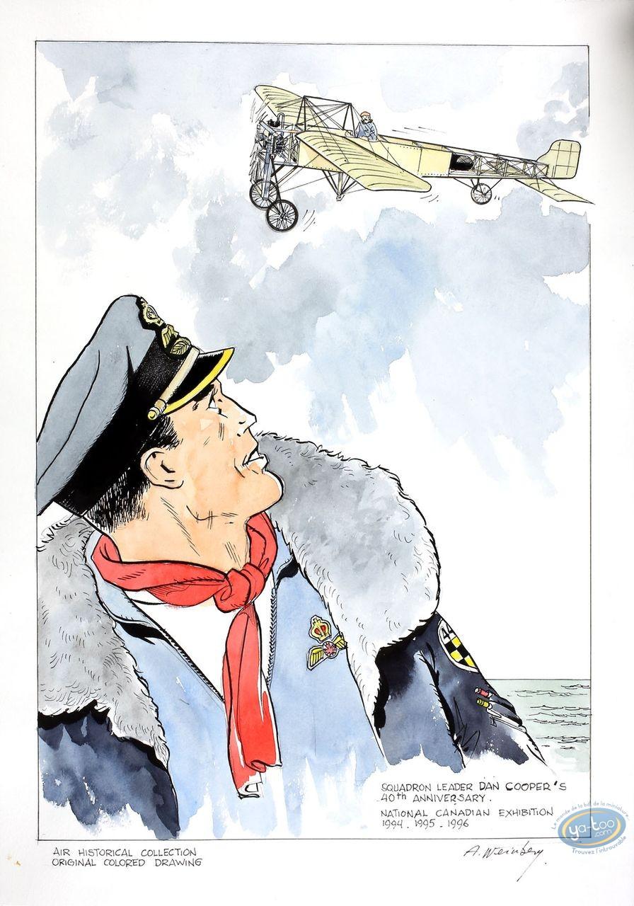 Aquarelle, Dan Cooper : Air Historical Collection