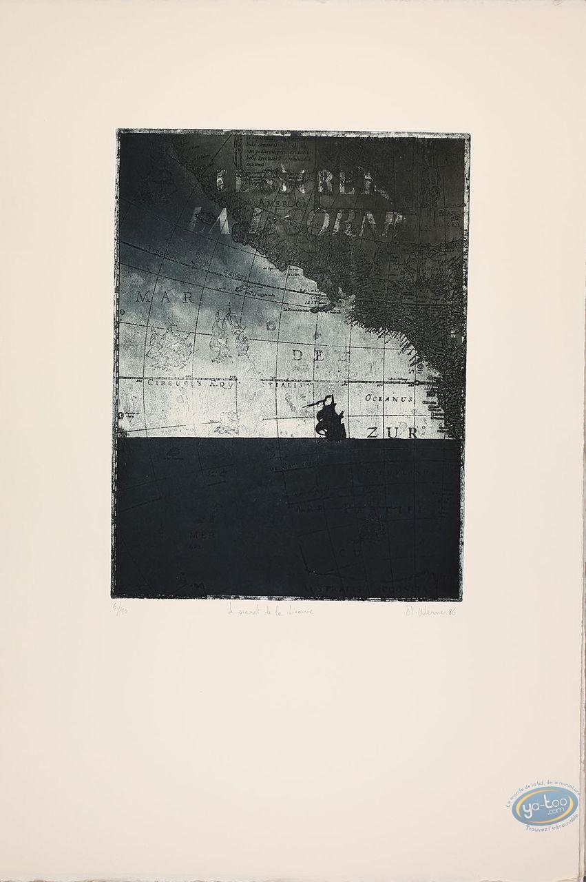 Portfolio, Hommage à Hergé