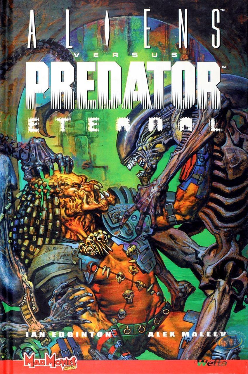 Used European Comic Books, Alien : Eternal