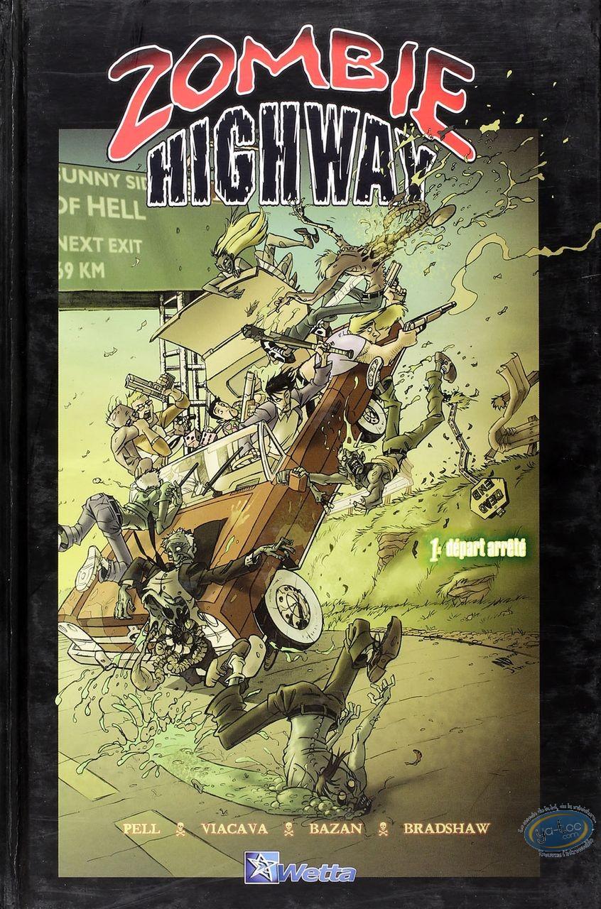 Used European Comic Books, Zombie Highway : Zombie Highway