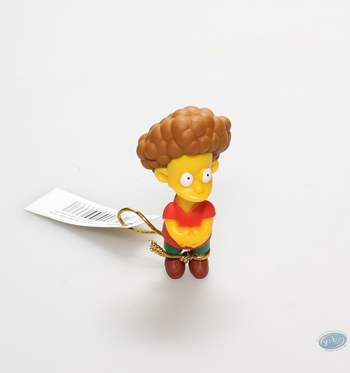 Plastic Figurine, Simpson (Les) : Todd Flanders