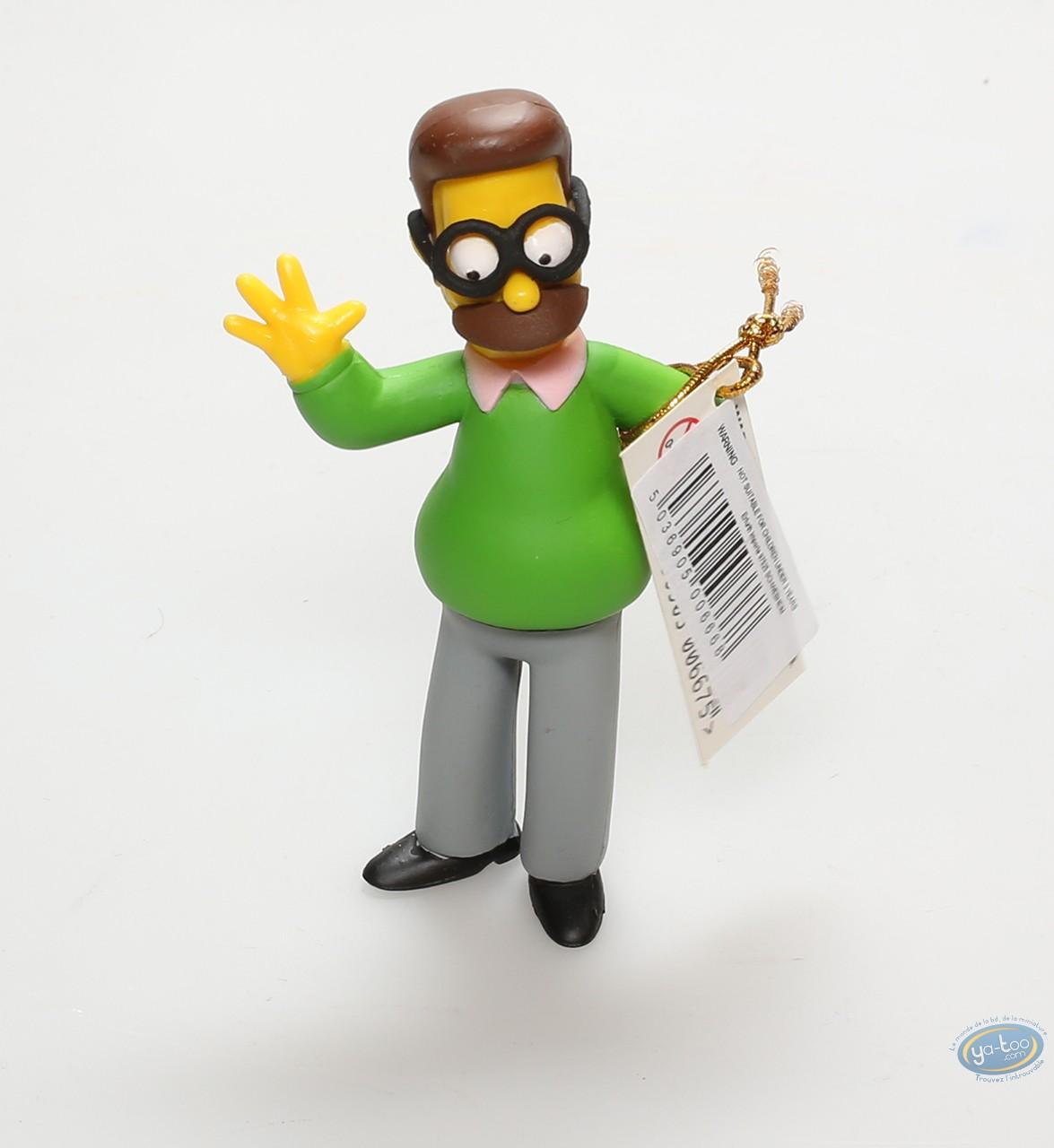 Plastic Figurine, Simpson (Les) : Ned Flanders