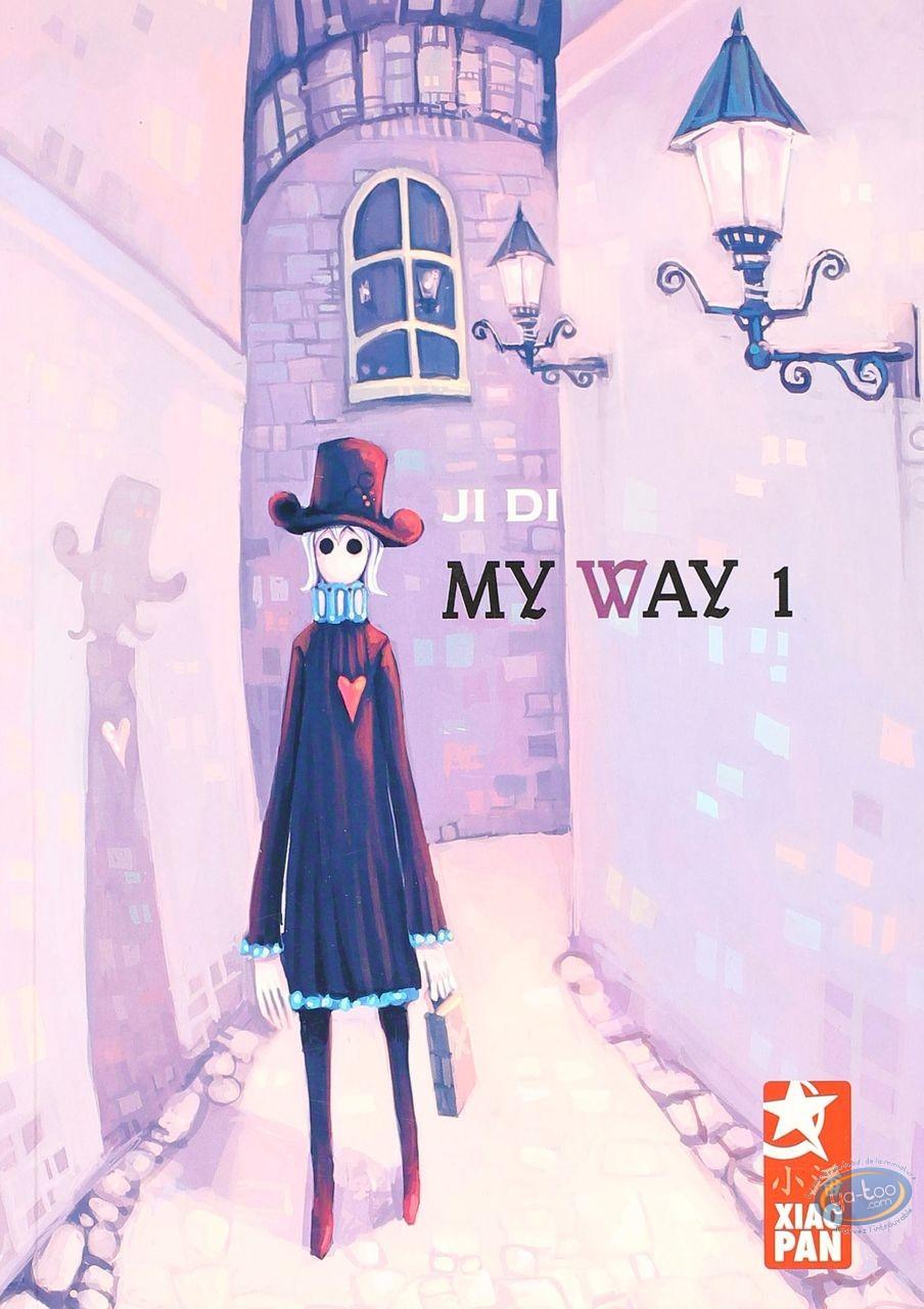 European Comic Books, My Way : My Way 1